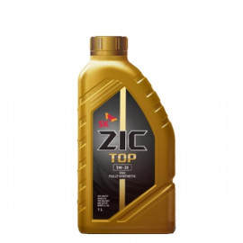 ZIC TOP 5W-30/1л полностью синтетическое моторное масло ПАО