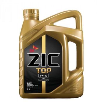 ZIC TOP 5W-30 Полностью синтетическое моторное масло ПАО