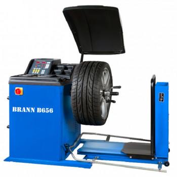 Балансировочный стенд для грузовых автомобилей BRANN B656