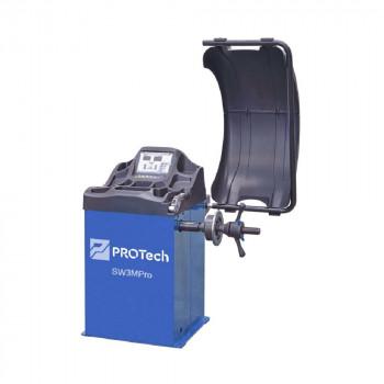 Балансировочный станок с ручным вводом параметров ProTech (SW3MPRO)