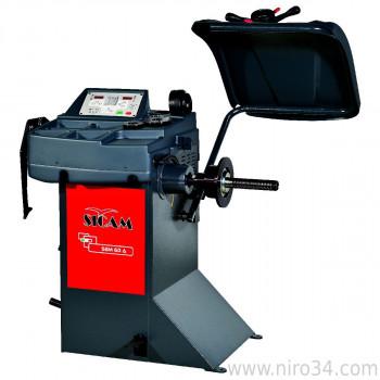 Балансировочный стенд полуавтоматический Sicam (Италия)  SBM60A