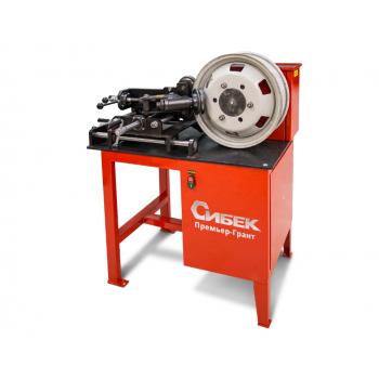 Стенд для правки штампованных дисков Сибек Премьер-Гранд 380В