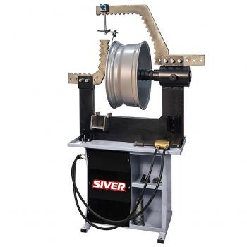 Siver 14-00S Станок для правки легкосплавных дисков