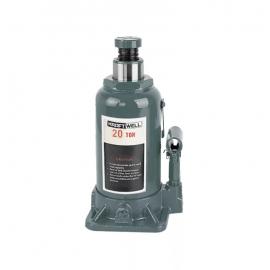 Домкрат бутылочный г/п 20000 кг. KraftWell KRWBJ20