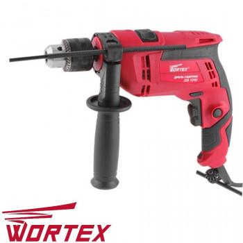 Дрель ударная WORTEX DS 1310 650 Вт
