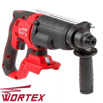 Аккумуляторный перфоратор WORTEX CRH 1820 18.0 В 2.2 Дж