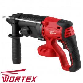 Аккумуляторный перфоратор WORTEX CRH 1824 18.0 В  2.4 Дж