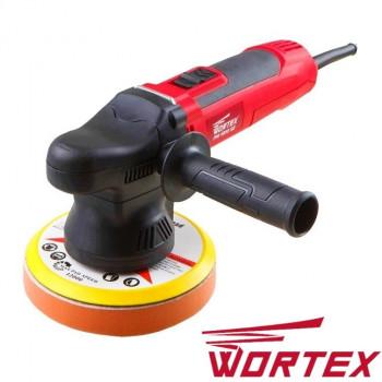 Полировальная машина WORTEX PM 1810 SE | 700 Вт 2000-6400 об/мин, 150 мм