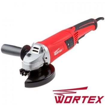 Одноручная углошлифмашина WORTEX AG 1213 1250 Вт
