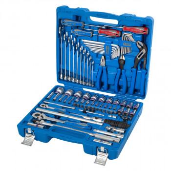 Набор инструментов универсальный 87 предметов KING TONY 7587MR01