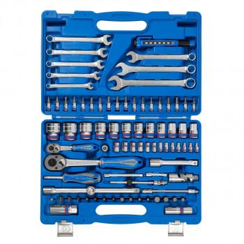 Набор инструментов универсальный 83 предмета KING TONY 7582MR