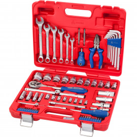 Набор инструментов 72 предмета MACTAK 0-072С