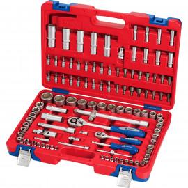 Набор инструментов универсальный 108 предметов МАСТАК 01-108C