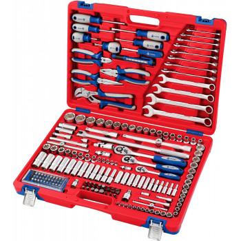 Набор инструментов универсальный 174 предмета МАСТАК 01-174C