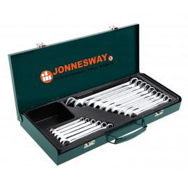 Jonnesway W26116S Набор ключей гаечных комбинированных в кейсе 16 предметов