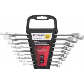 Набор ключей комбинированных на пластиковом держателе 8-22 мм