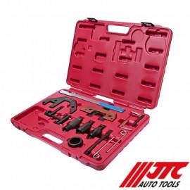 JTC-4760 Полный набор для ремонта и выставления фаз ГРМ BMW М41,47,51,57