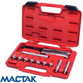 МАСТАК 103-14001C Набор для маслосъемных колпачков и направляющих 10,8-14,8мм (11 предметов)