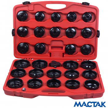 Набор съемников масленых фильтров (30 предметов) МАСТАК 103-40030C