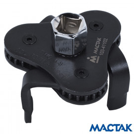 Съемник масленых фильтров (63-102мм) 3-Х захватный МАСТАК 103-41102