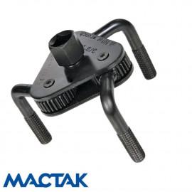 Съемник масленых фильтров 3-Х захватный (65-120 мм)  МАСТАК 103-41120