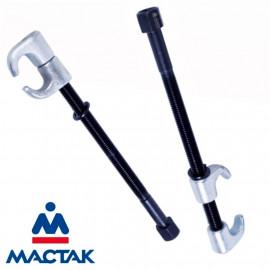 МАСТАК 100-05300 Стяжка амортизационных пружин  300 мм, кованная, одинарный крюк