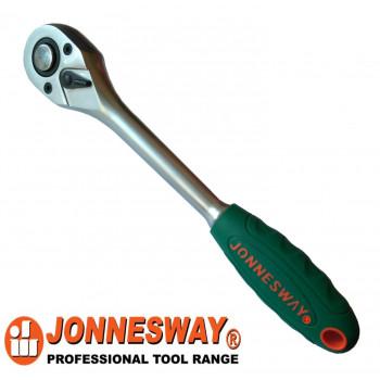 """Трещотка 1/2""""DR, 36 зубцов, 278 мм Jonnesway R2904"""