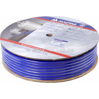 Шланг армированный полиуретановый, за 1 метр, диаметр 12х17 мм МАСТАК 681-12100
