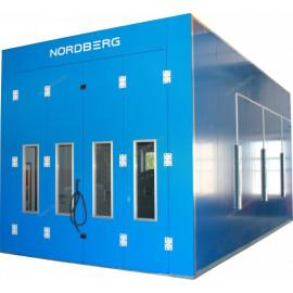 Окрасочно-сушильная камера NORDBERG MEDIO 2