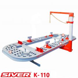 SIVER К-110 стапель платформенный