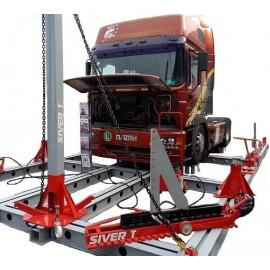 SIVER T – Стенд для правки рам грузовых а/м