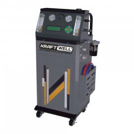 Установка для промывки автоматических коробок передач KraftWell KRW1846LCD