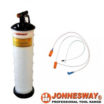 Устройство для откачки масла Jonnesway AE300061 объем 6.5 литра