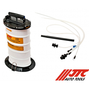 Приспособление для откачки технических жидкостей (ручной привод, 10 л.) JTC 1020