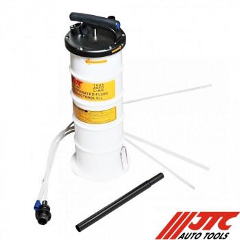 Приспособление для откачки технических жидкостей 6.5 л. с ручным приводом JTC-1045