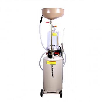 Установка для слива масла с колбой и щупами ODA-2097