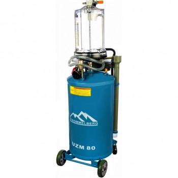 Установка для слива отработанного масла Trommelberg UZM8081