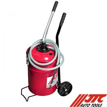 Ручная установка для подачи масла, 20 л. JTC 1033