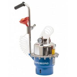 Установка пневматическая для прокачки тормозной системы и системы сцепления NORDBERG BC5