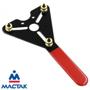 Съемник шкива кондиционера МАСТАК 105-30001