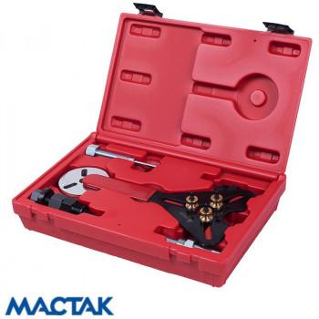 Набор для обслуживания компресора кондиционера 8 предметов МАСТАК 105-30008C