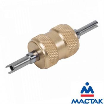 МАСТАК 105-51002 Ключ для золотников системы кондиционирования фреон R12