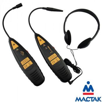 Детектор утечек ультразвуковой 3 предмета МАСТАК 105-90003C
