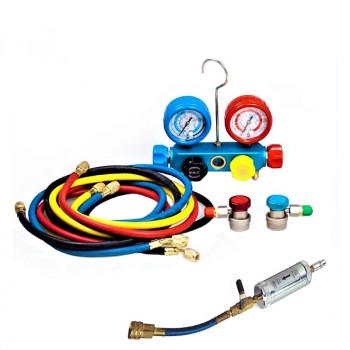 Набор инструмента для заправки систем кондиционирования CT-M1001