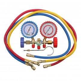 CT-N0108 Колектор  манометрический  R-134A R-12 R-22