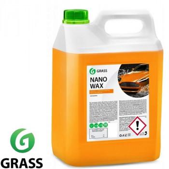 """Нановоск с защитным эффектом """"Nano Wax"""" (канистра 5 кг)"""