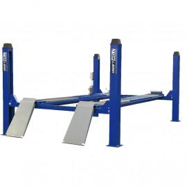 Подъемник для сход-развала  г/п 6500 кг.  KraftWell KRW6.5WA