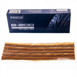 Жгут резиновый B-200, 200*6мм, 25 шт/коробка