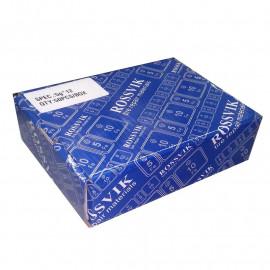 """Груза клеевые """"Fe"""" 60гр (50шт/кор.) тонкие, синий скотч, 12*5гр"""