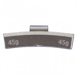 Грузик балансировочный. Вес 45 г. 50 шт/упак.